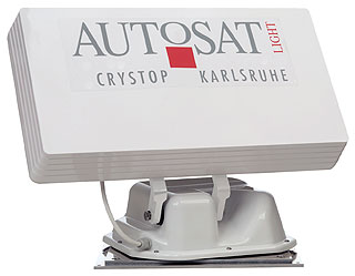 Crystop Compact Auto Search Sat System