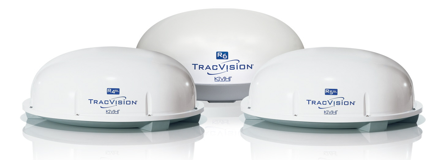 Tracvision Domes1